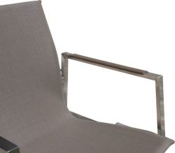 4 Seasons Outdoor armrest Taupe