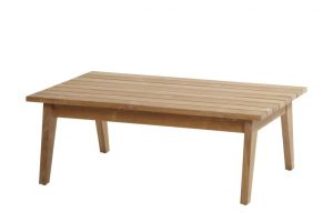 4 seasons outdoor evora teak coffee table