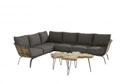 4 Seasons Outdoor Antibes hoekbank 4 Seasons Outdoor antibes loungeset