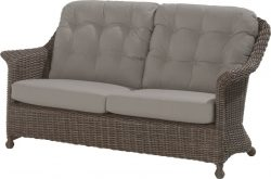 4 Seasons Outdoor Madoera living bench 2.5 seaters