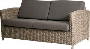 4 Seasons Outdoor Lodge living bench 2.5 seaters