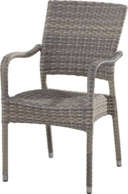 4 Seasons Outdoor Dover stackable chair