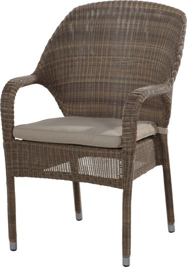4 Seasons Outdoor Sussex stackable chair PT