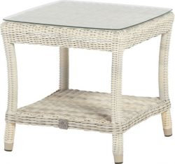 4 Seasons Outdoor Buckingham side table