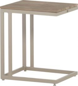 4 Seasons Outdoor Cancun support table taupe