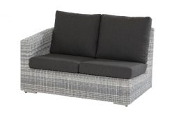 4 Seasons Outdoor 2 seater right arm