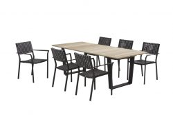 4 Seasons Outdoor Piazza black pepper