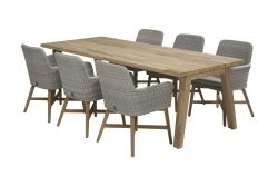 4 Seasons Outdoor Lisboa dining set