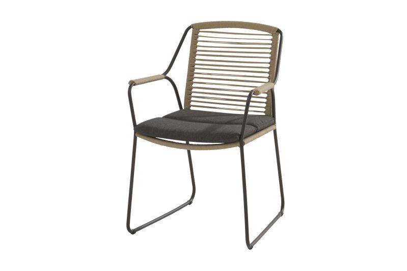 4 Seasons outdoor Scandic dining chair