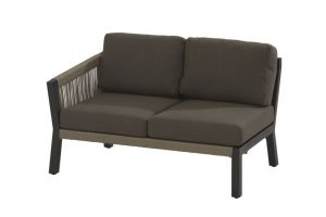 4 Seasons Outdoor oslo modular 2 seater right arm