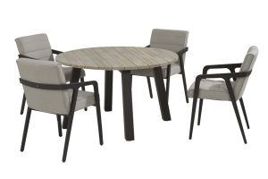 4 Seasons Outdoor Aragon Diningset