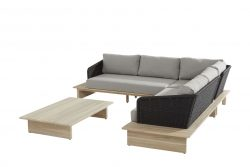 4 Seasons Outdoor Altea hoekbank loungeset