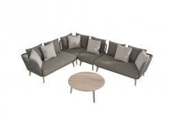 4 Seasons Outdoor Santander modulaire loungeset
