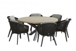 4 Seasons Outdoor Belize louvre tafel