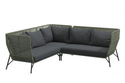 4 Seasons Outdoor Altoro loungebank 3-delig