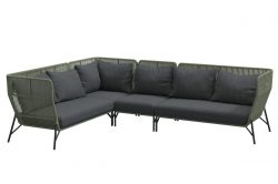 4 Seasons Outdoor Altoro loungebank met center