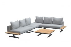 4 Seasons Outdoor Endless modulaire loungeset 4-delig