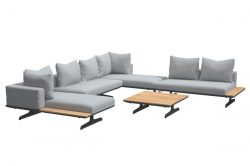 4 Seasons Outdoor Endless modulaire loungeset 5-delig