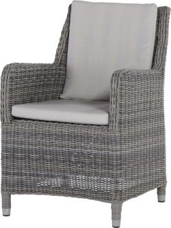 4 Seasons Outdoor Indigo dining chair