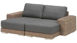 4 Seasons Outdoor Kingston chaise longue, luxe ligbed