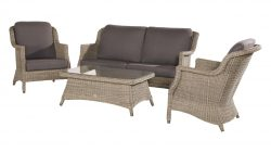 4 Seasons Outdoor del mar stoel bank loungeset