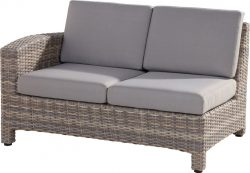 4 Seasons outdoor Mambo 2 seater right arm