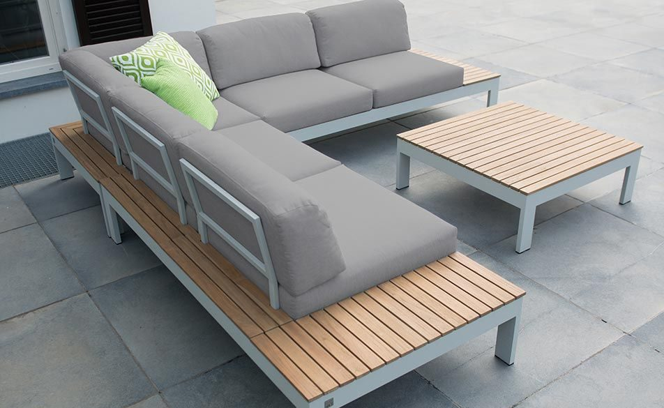 4 Seasons outdoor loungset