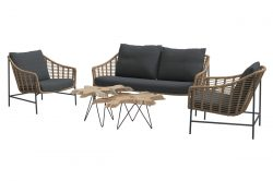 4 Seasons Outdoor Timor loungeset