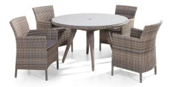 4 Seasons Outdoor aberdeen tuinset Dining set