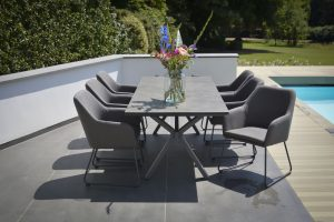 4 Seasons Outdoor Amora conrad waterbestendige stoelen
