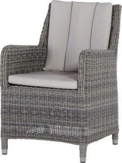 4 Seasons Outdoor Indigo dining chair rock