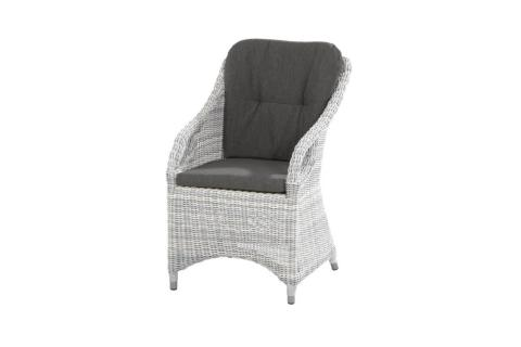 4 Seasons Outdoor Vasco dining chair ice