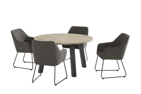 4 Seasons Outdoor Amora derby eettafel