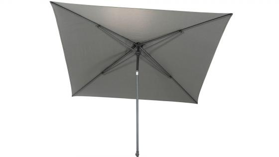 4 Seasons outdoor Azzurro parasol 250 cm mid grey