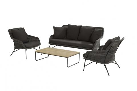 4SO Samoa Loungeset van 4 seasons outdoor