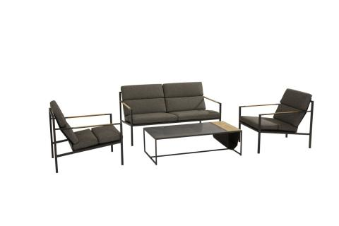 4SO Trentino Loungeset van 4 seasons outdoor