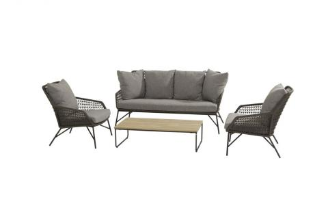 4SO Babilonia Loungeset van 4 seasons outdoor
