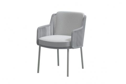 4 Seasons Outdoor Bernini dining chair frozen