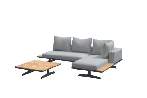 4 Seasons Outdoor Endless modulaire loungeset 3-delig