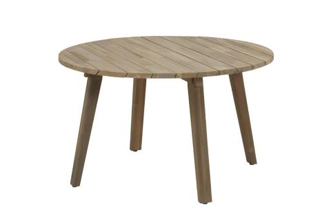 Taste by 4 Seasons Derby dining table 130 cm teak legs