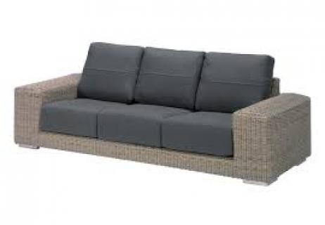 4 Seasons Outdoor Kingston 3 seaters bench