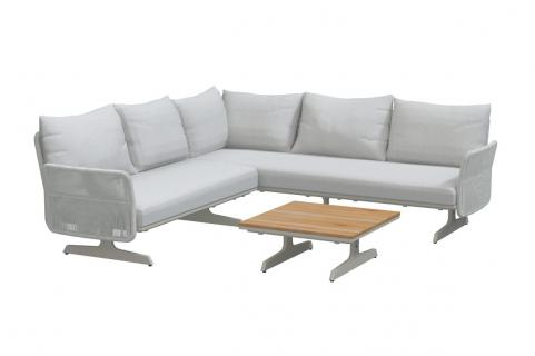 4SO Play lounge corner small with square table