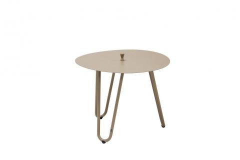 4 Seasons Outdoor Cool side table taupe