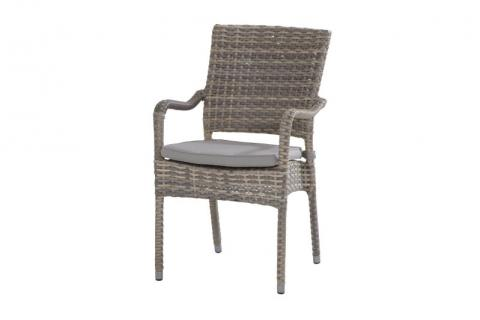 4 Seasons Outdoor dover seat cushion grey