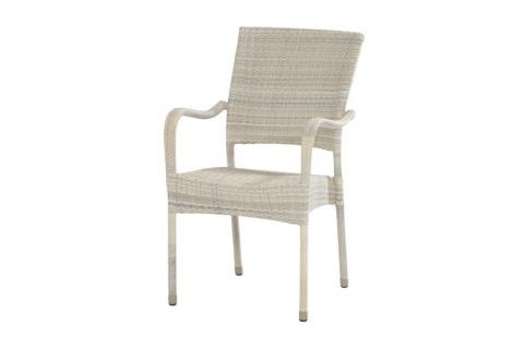 4 Seasons Outdoor Dover stackable chair provance